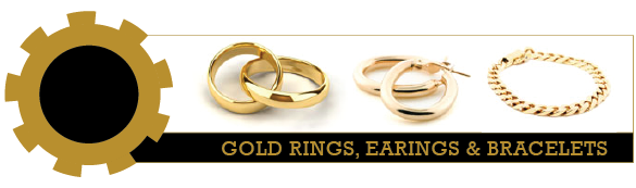Cash for Gold Rings and Earings